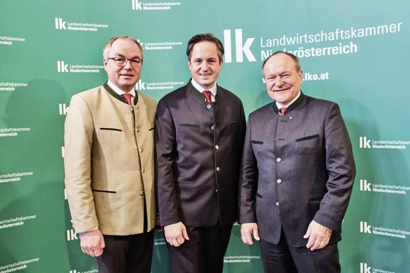 Johannes Schmuckenschlager Neuer Präsident Der Lk Nö